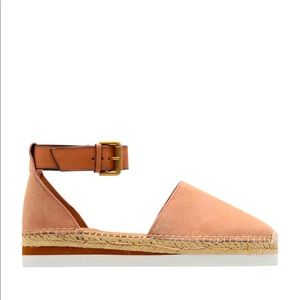 See by Chloe espadrilles. New. Size 7